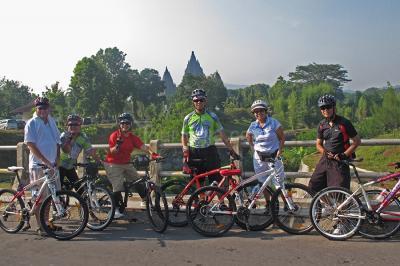 Prambanan Cycling Tour
